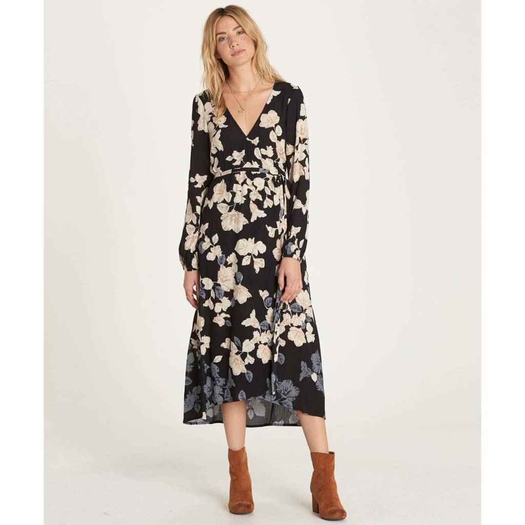 billabong billabong floral fever dress