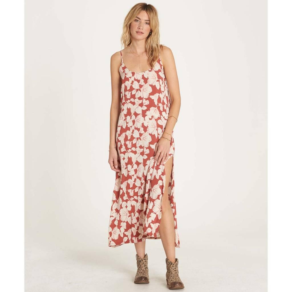 billabong billabong sol slip dress