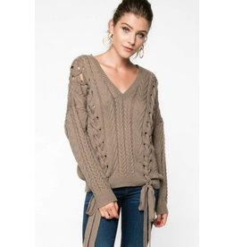 everly maleny sweater