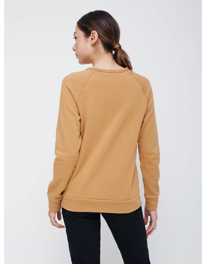 obey obey comfy creatures crew sweater