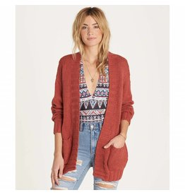 billabong luna day cardi sweater