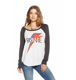 chaser david bowie bolt raglan