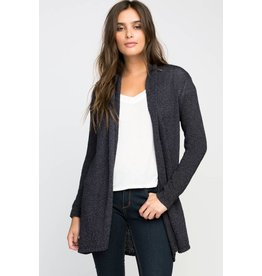 RVCA wrap it up cardigan