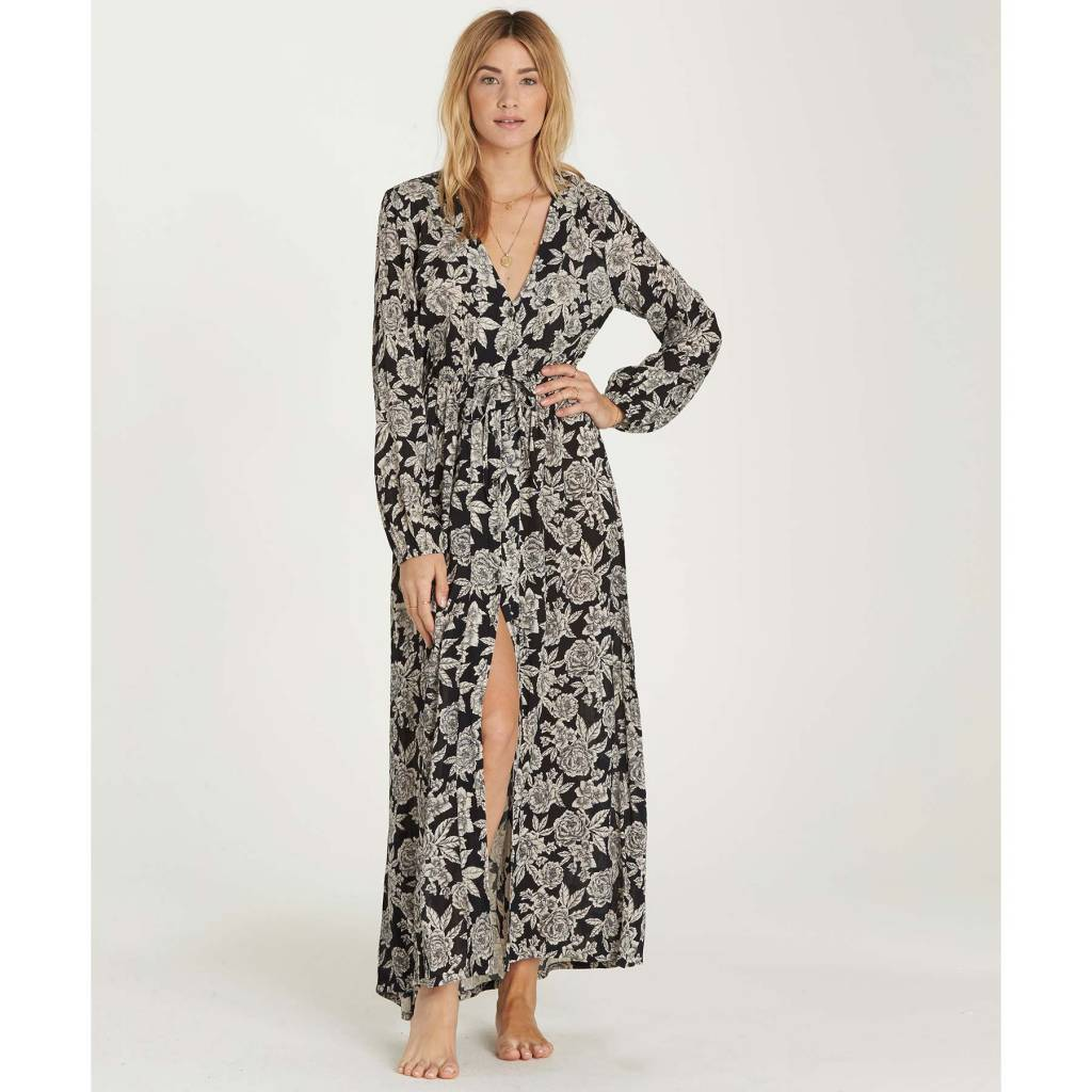billabong billabong allegra kimono dress