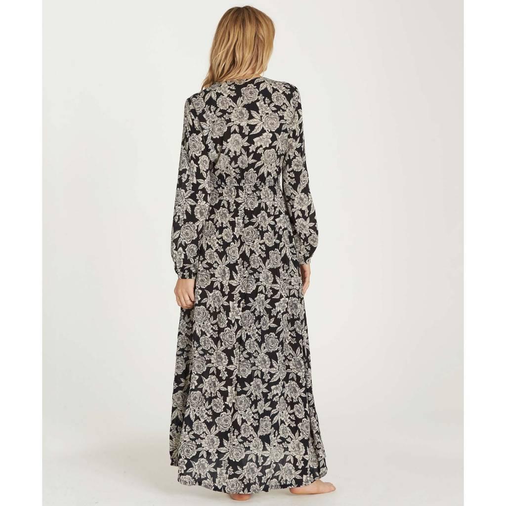 billabong billabong allegra kimono dress