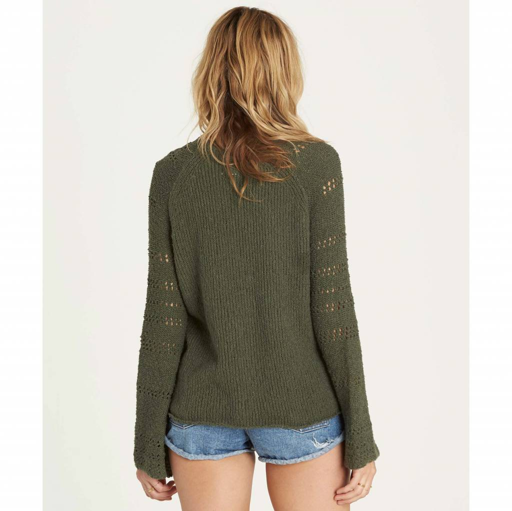 billabong billabong cozy love sweater
