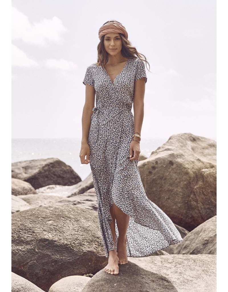 auguste the label auguste the label daisy love wrap maxi