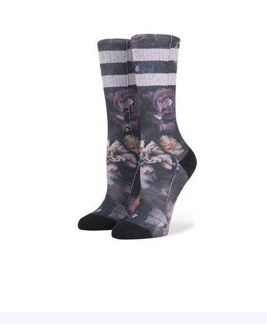 stance stance dark blooms socks