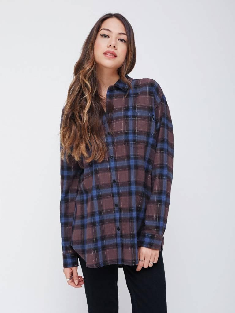 obey obey eldorado flannel