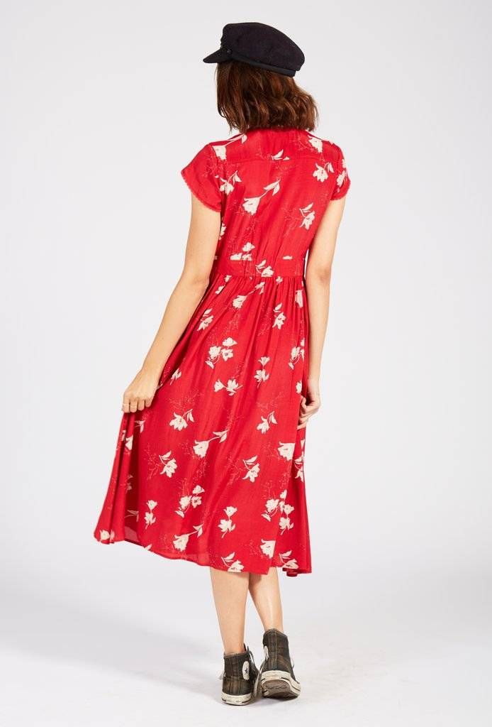 knot sisters knot sisters domingo dress