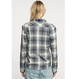 RVCA rvca neutral plaid top