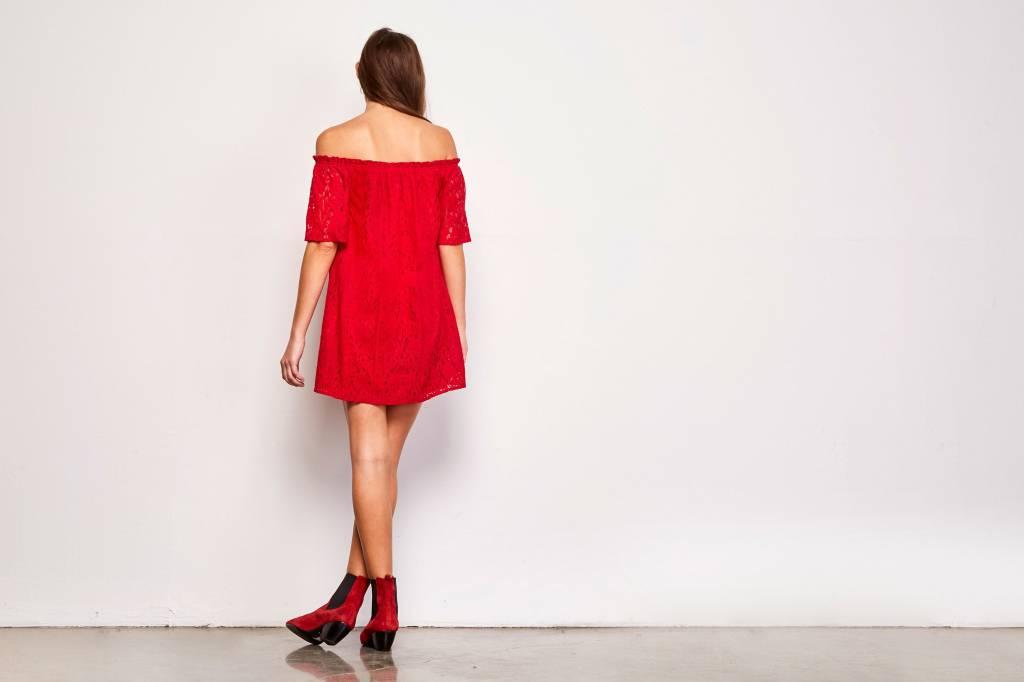 bb dakota erica dress