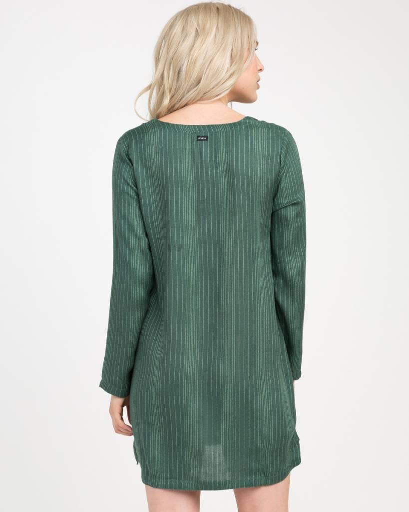 RVCA rvca foxy lady dress