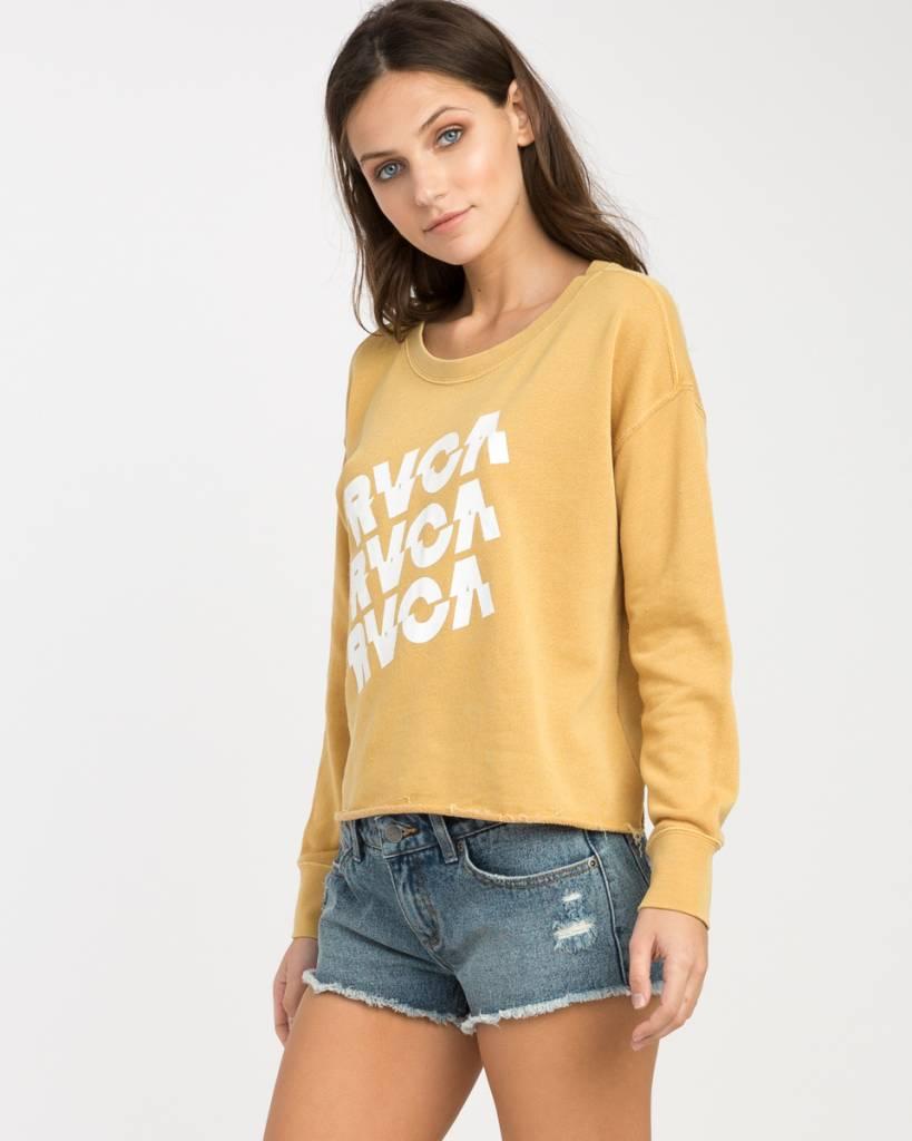 RVCA rvca slice sweatshirt