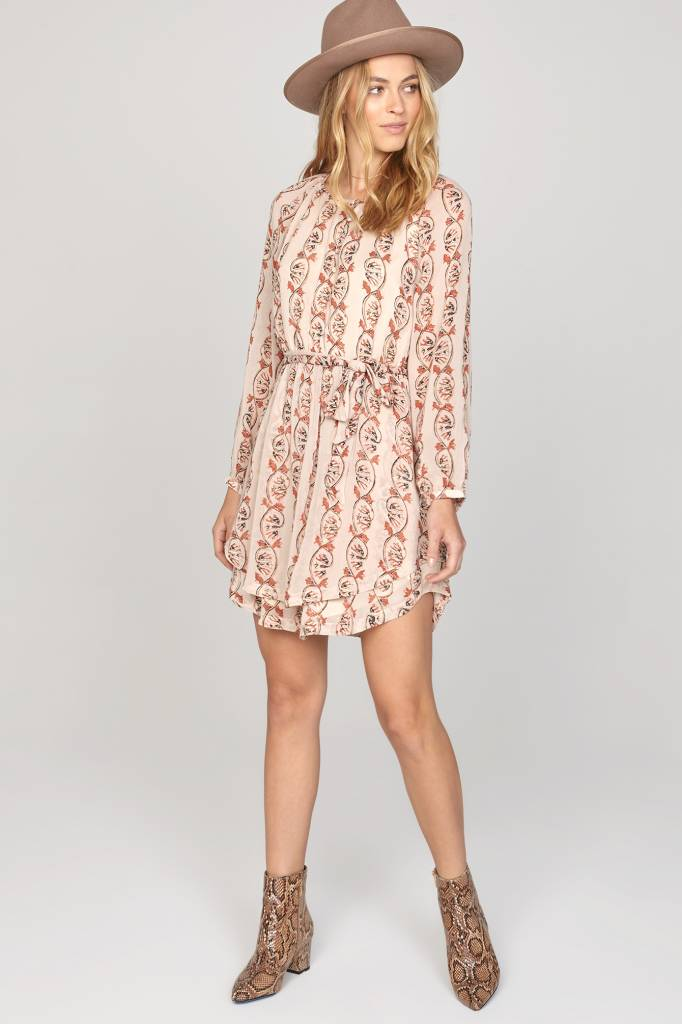 amuse society amuse society falling for you dress