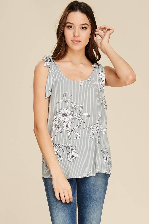 staccato blaine top