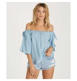 billabong billabong blues baby chambray top