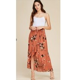 staccato shawn skirt