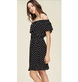 staccato declan dress