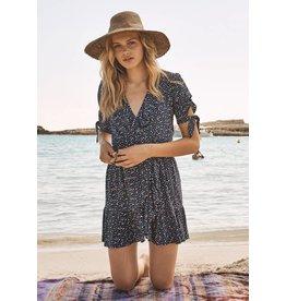 auguste the label daphne crop mini dress