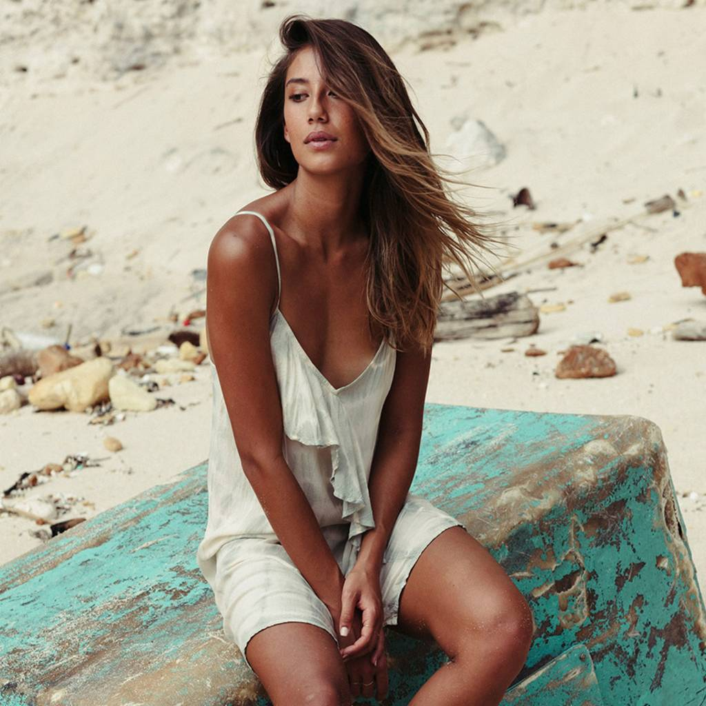 billabong billabong glass water dress