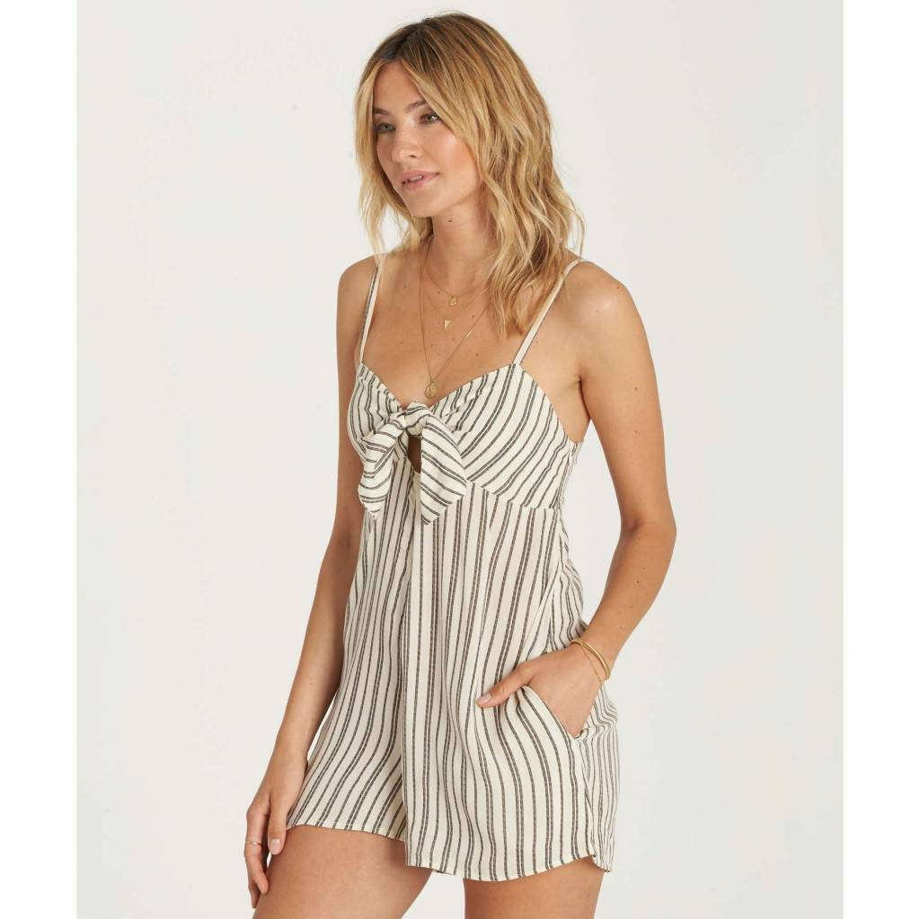 billabong billabong twist and jump romper