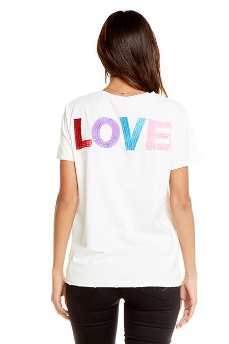 chaser chaser rosey love tee