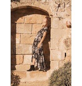 auguste the label scarlett wrap dress