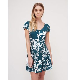 obey calico dress