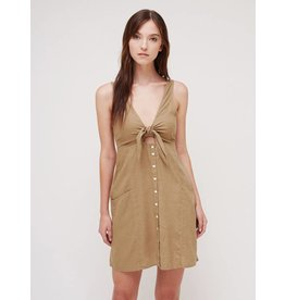 obey paradisi tie dress