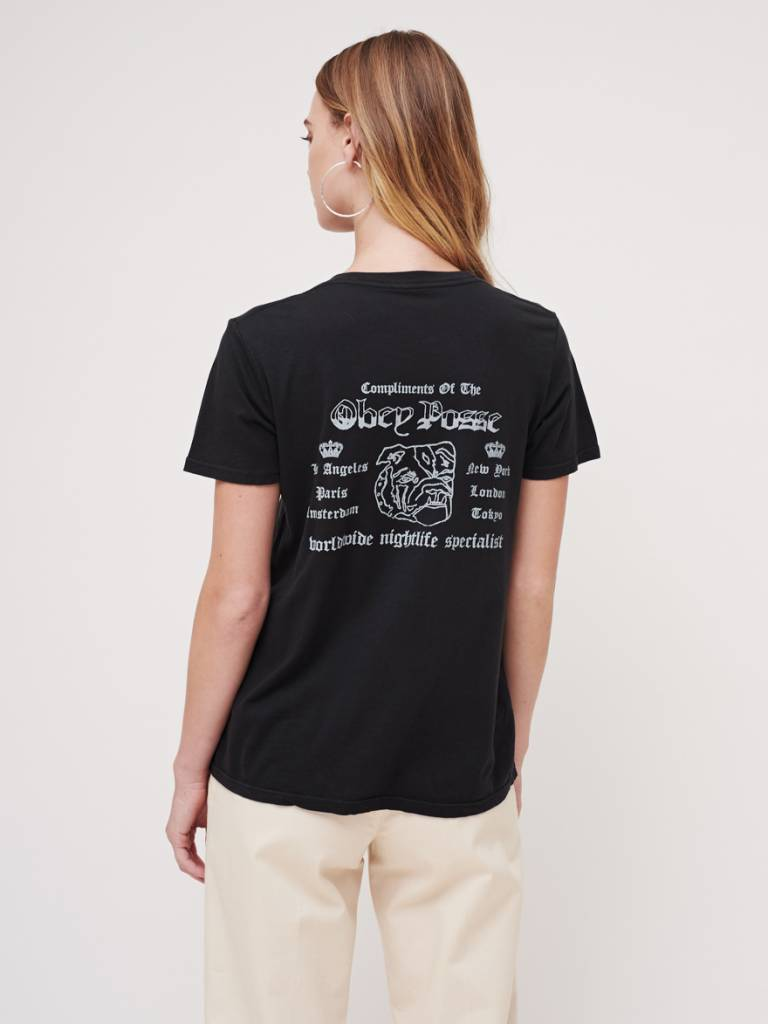 obey obey nightlife specialist tee