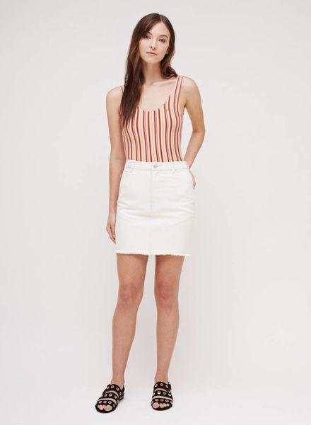 obey sundays skirt