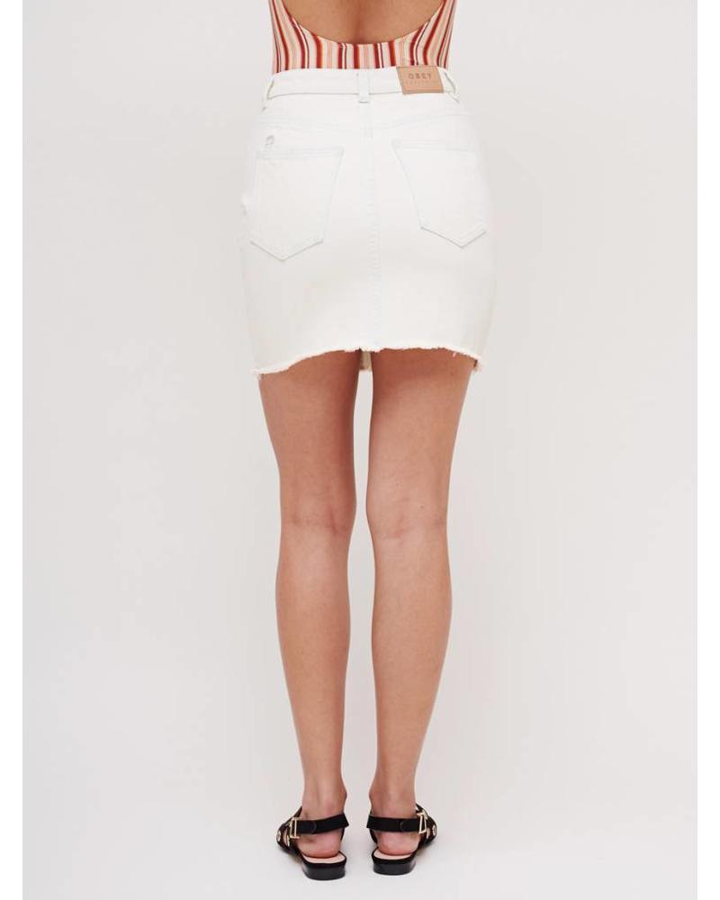 obey obey sundays skirt