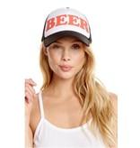 chaser chaser beer trucker hat