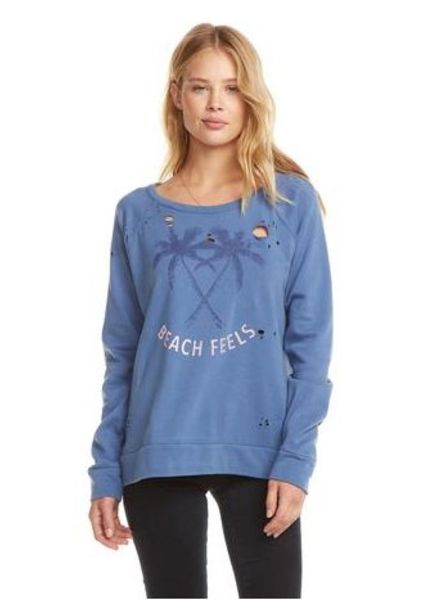 chaser beach feels pullover