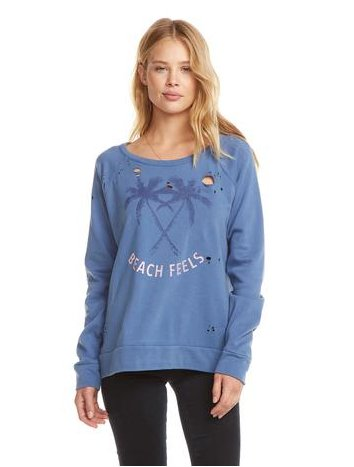 chaser chaser beach feels pullover