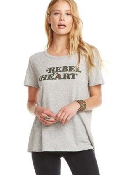 chaser rebel heart tee