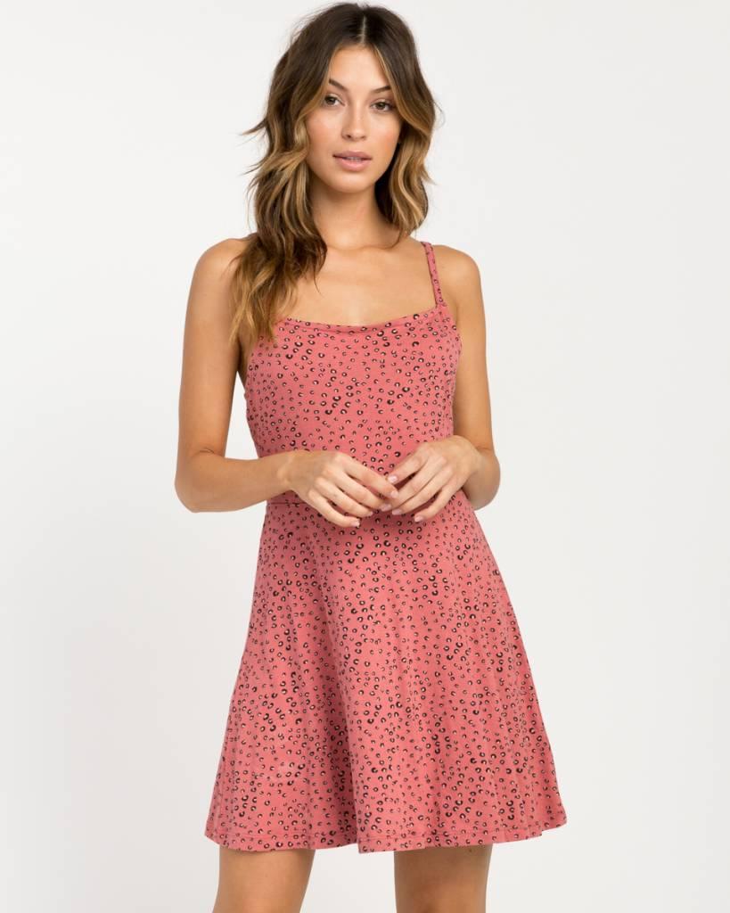 RVCA rvca dewdrop dress
