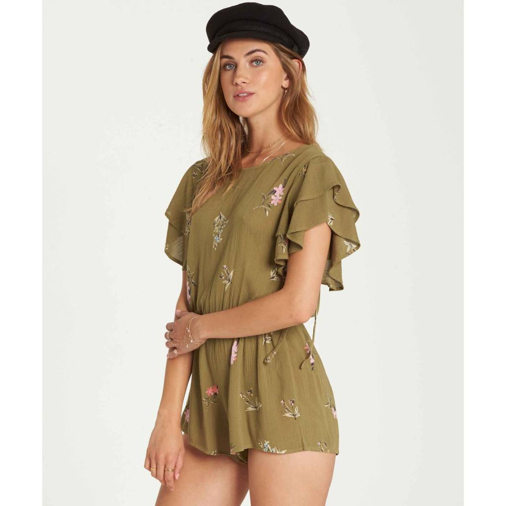 billabong billabong heavenly fields romper