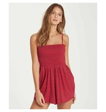billabong billabong so sure romper
