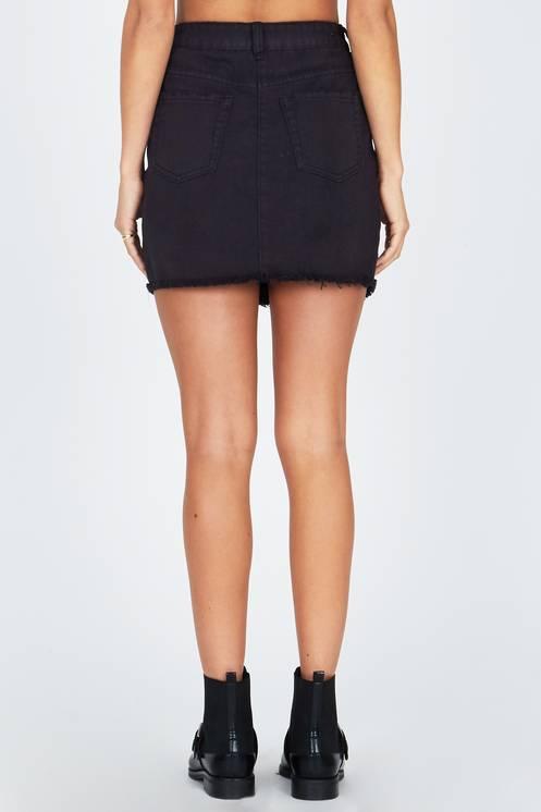 amuse society amuse society short cut skirt