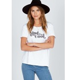 amuse society amuse society kind is the new cool tee