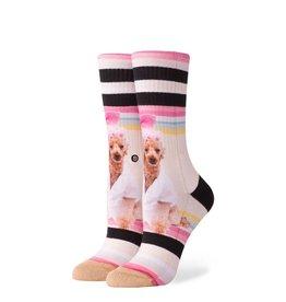 stance call me bev crew sock