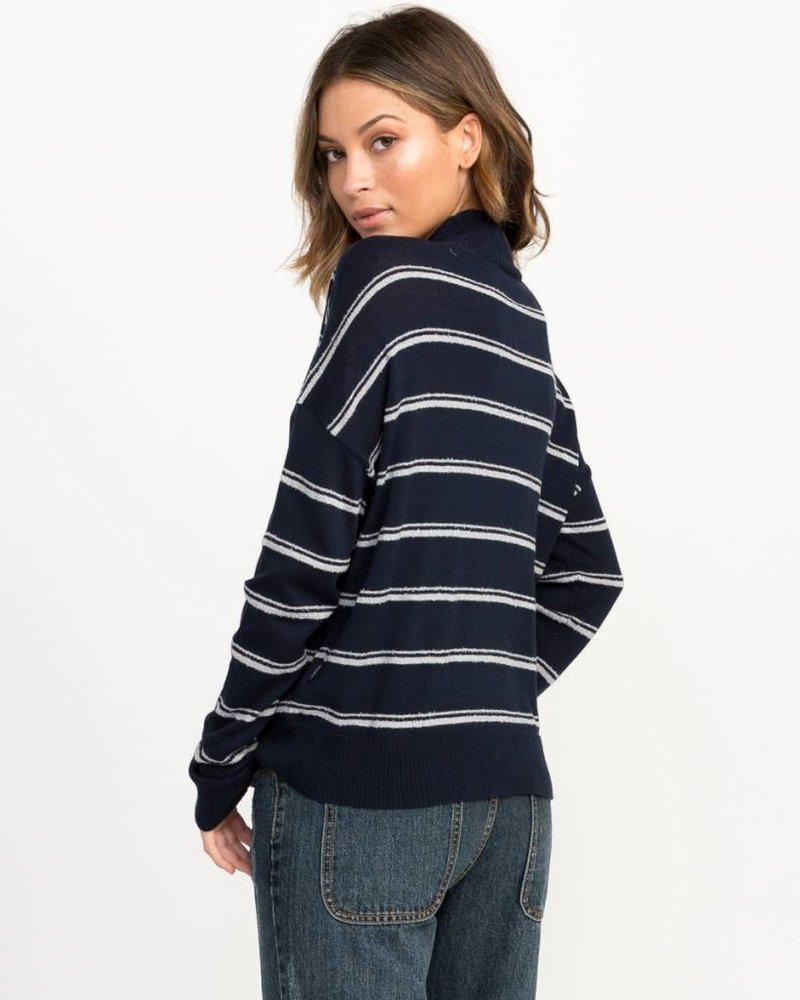 RVCA rvca armed sweater