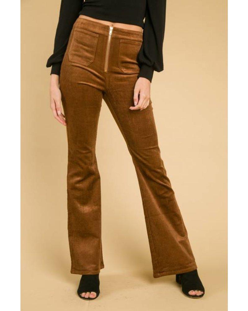 honey punch honey punch laine pants