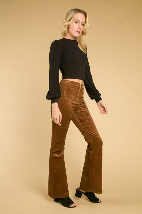 honey punch honey punch laine pants