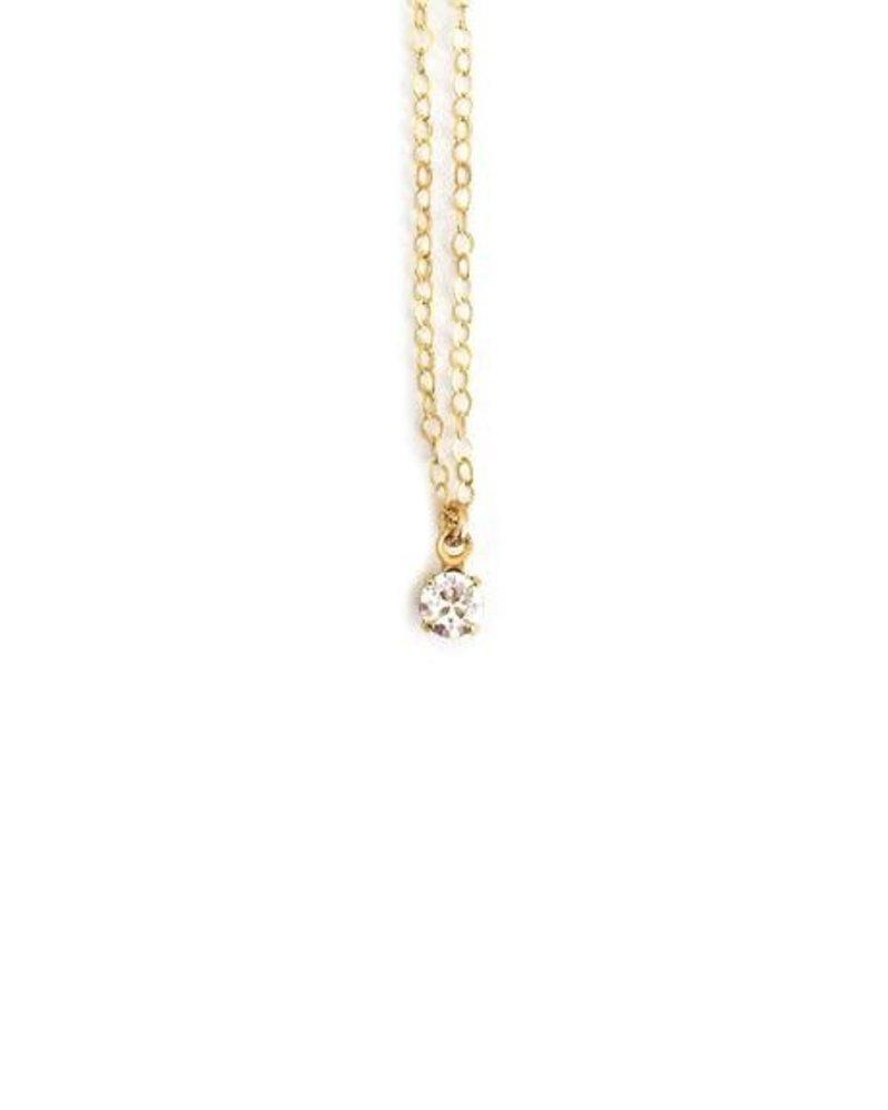 mimi & lu mimi & lu micro necklace