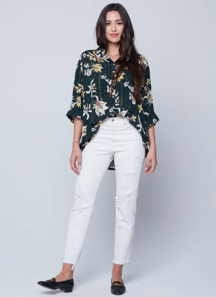 knot sisters knot sisters blanch top