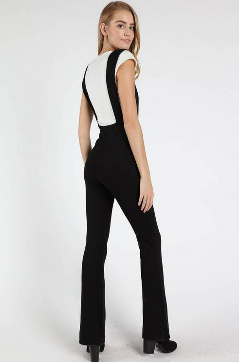 honey punch honey punch tinsley jumpsuit