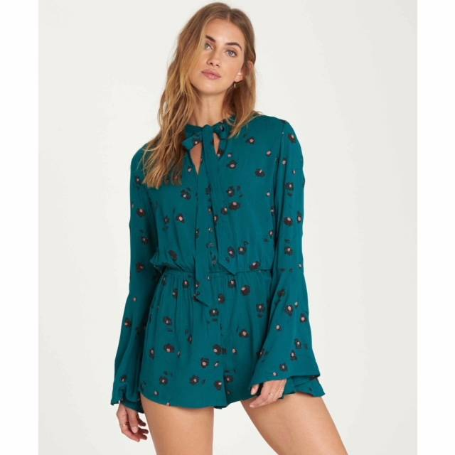 billabong billabong standing pretty romper